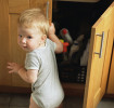 Baby proofing tips from Pampers