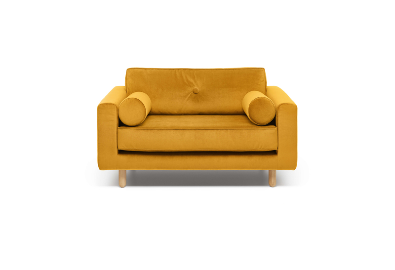 FEST avenue loveseat juke 132 gold front