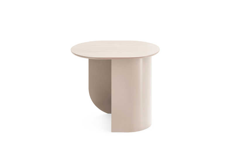 Plateau Sidetable Sand Side
