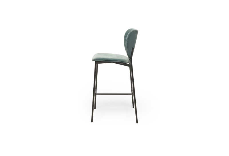 Eve bar stool side