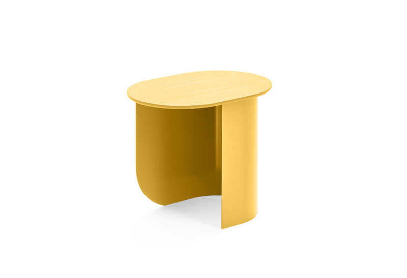 Plateau Sidetable Mimosa Sidefront