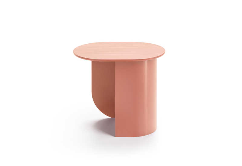 Plateau Sidetable Terra Side