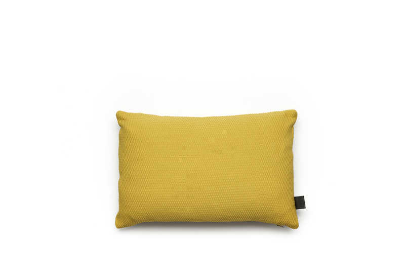 noa cushion s mustard