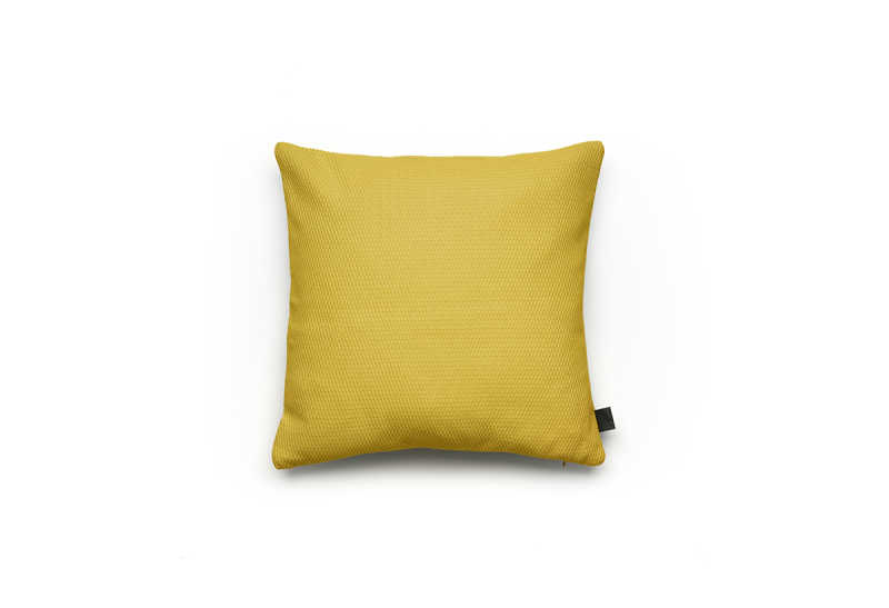 Noa cushion M mustard