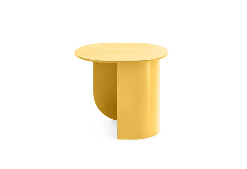 Plateau Sidetable Mimosa Side