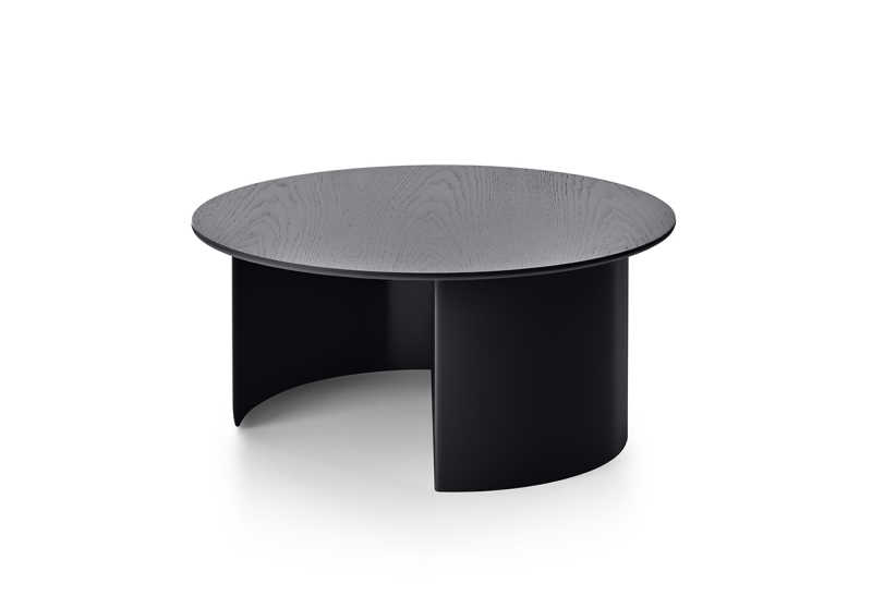 Plateau Coffee Table Black 2