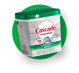 Cascade Platinum Action Pacs