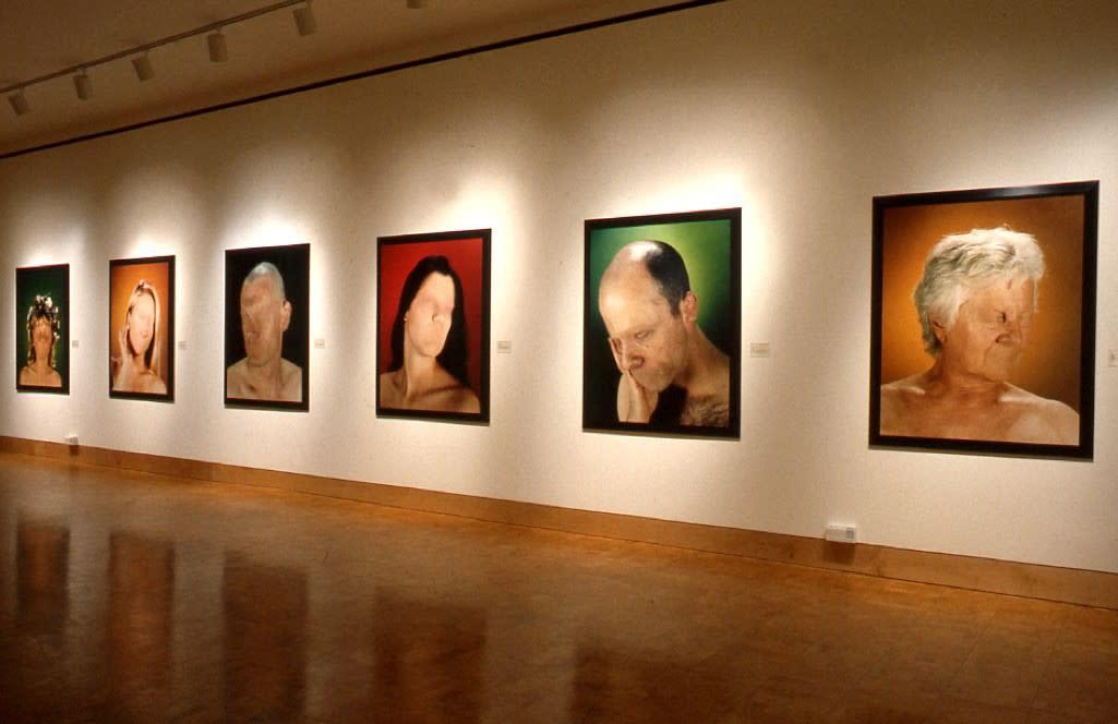Aziz+Cucher, Dystopia Installation, courtesy of the artists