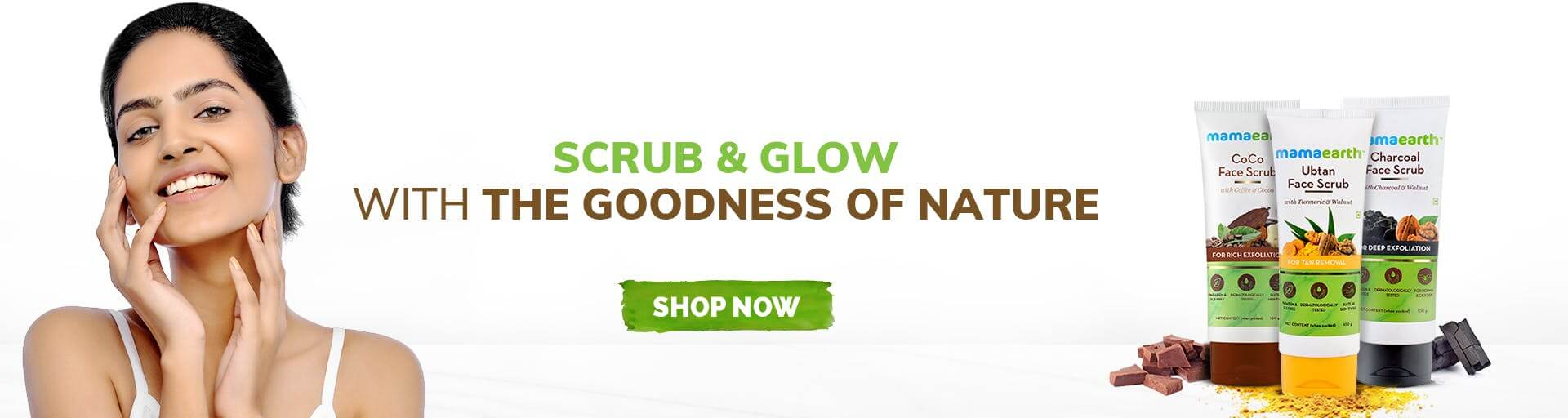 Scrub and Glow
