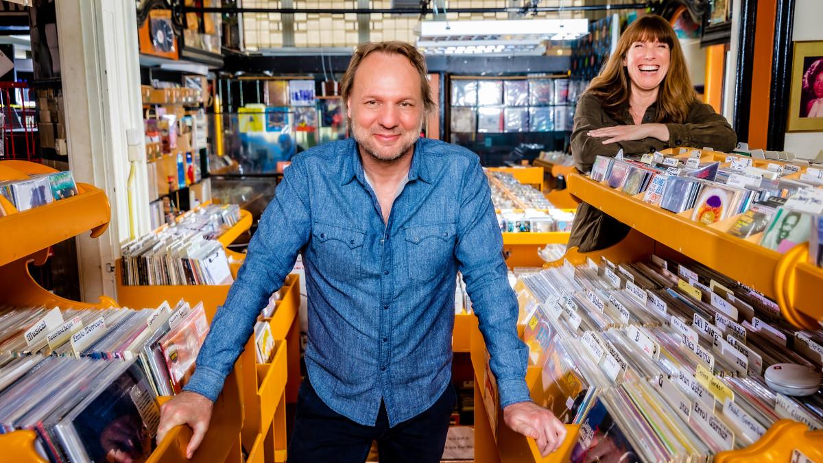 Rob Stenders transformeert Radio Veronica