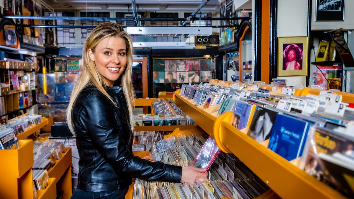 Celine Huijsmans Radio Veronica