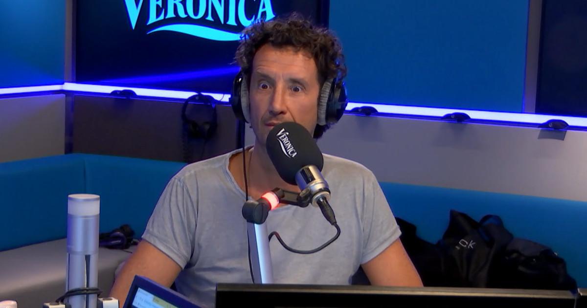 Jan Joost  van Gangelen Radio Veronica