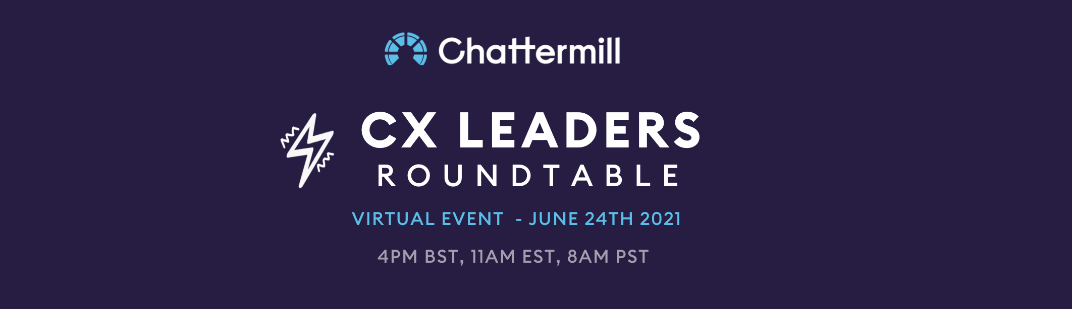 CX Leaders Roundtable