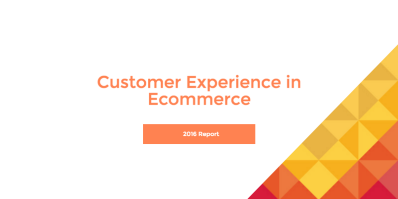 eCommerce Customer Experience Whitepaper
