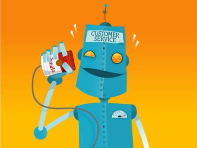 customer_service_robot