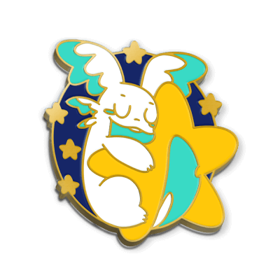 Star Player Pin