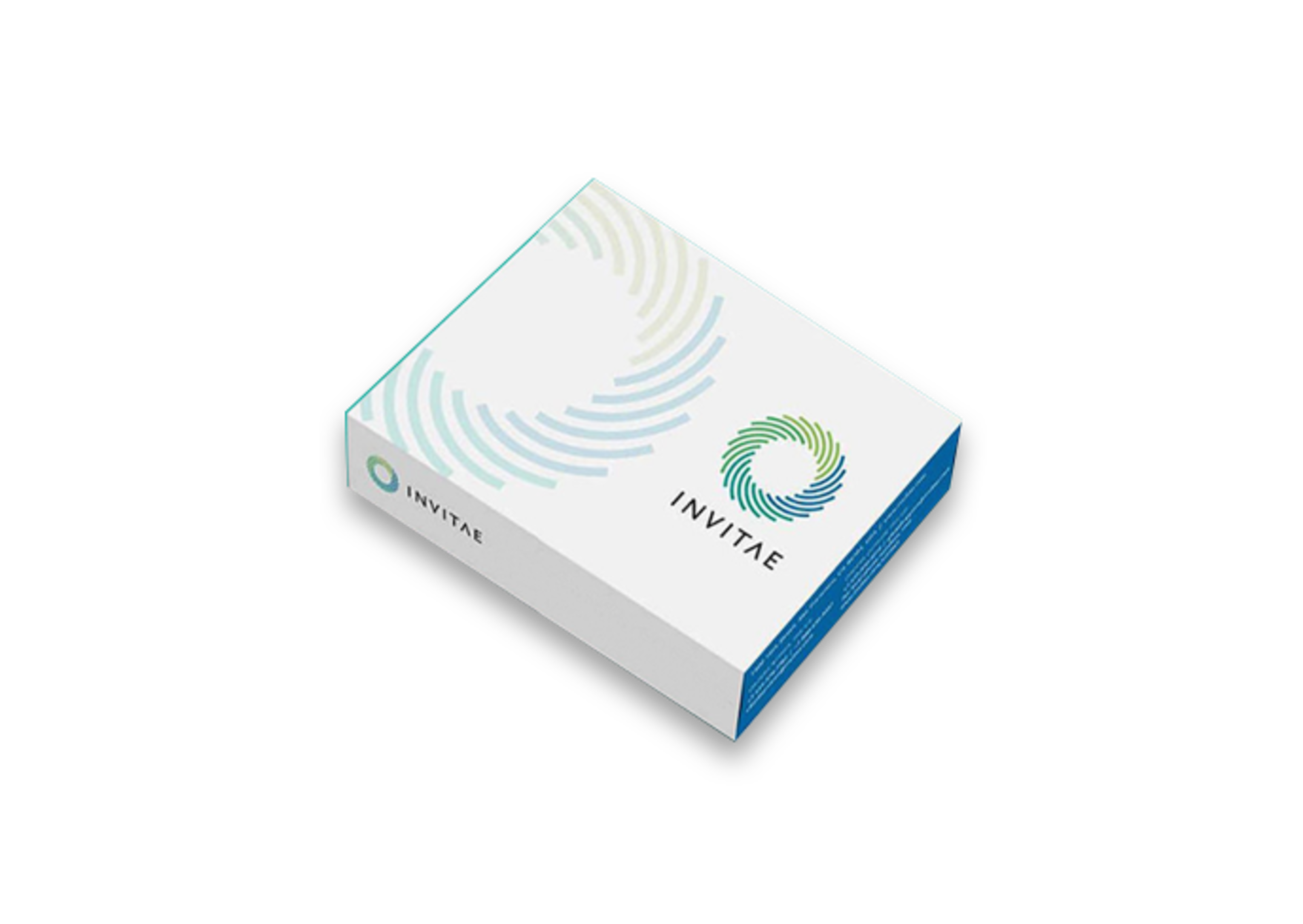 Invitae kit box for product card
