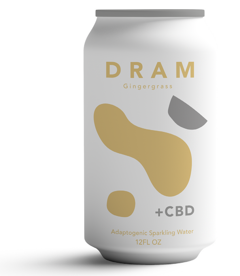 Dram Adaptogenic Seltzer Water