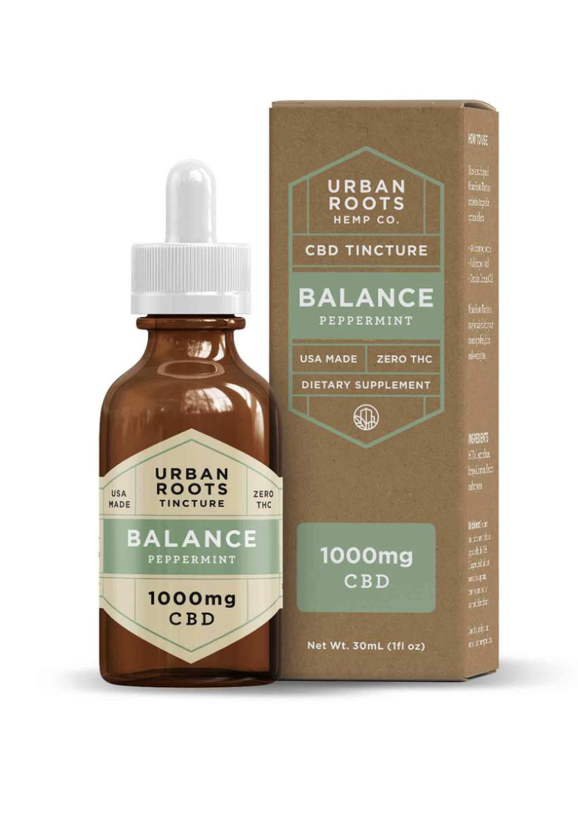 Urban Roots Balance Tincture Single
