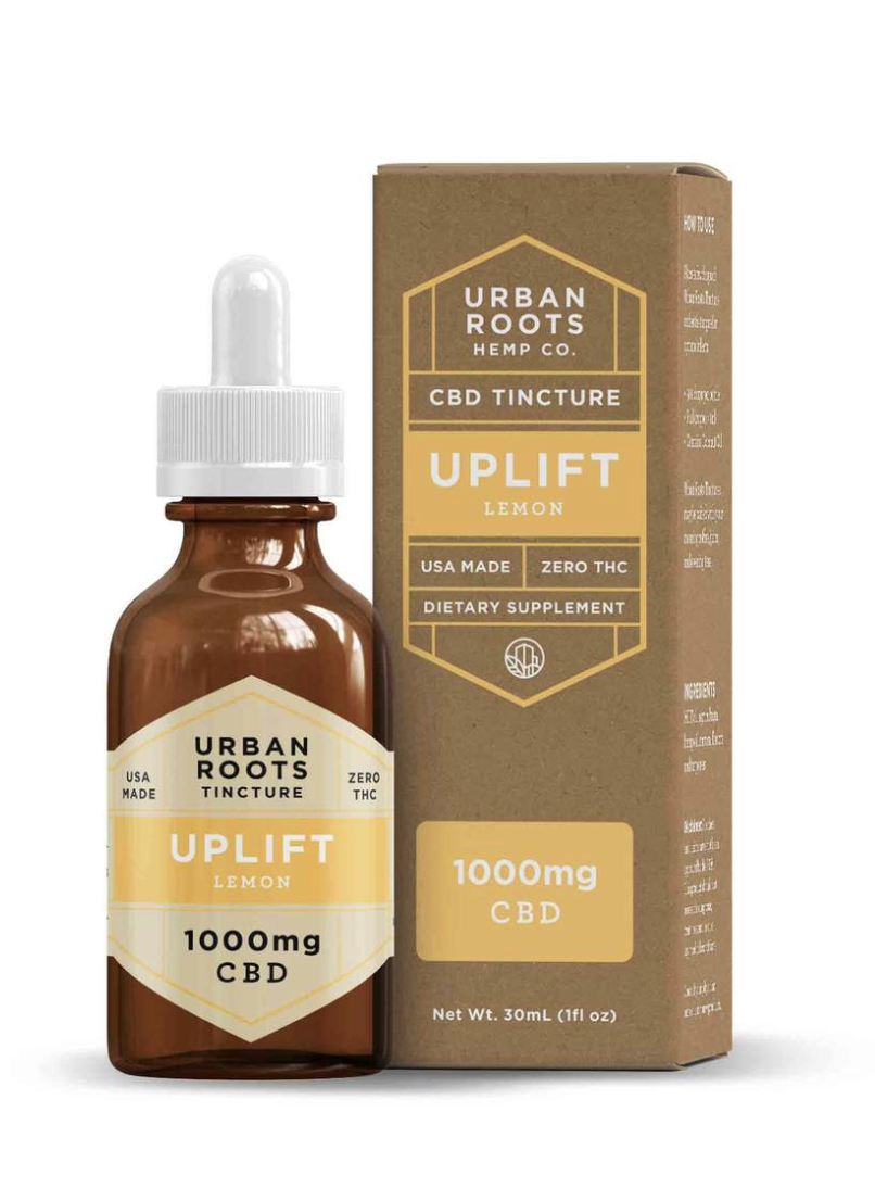 Urban Roots Uplift Tincture 6-Pack