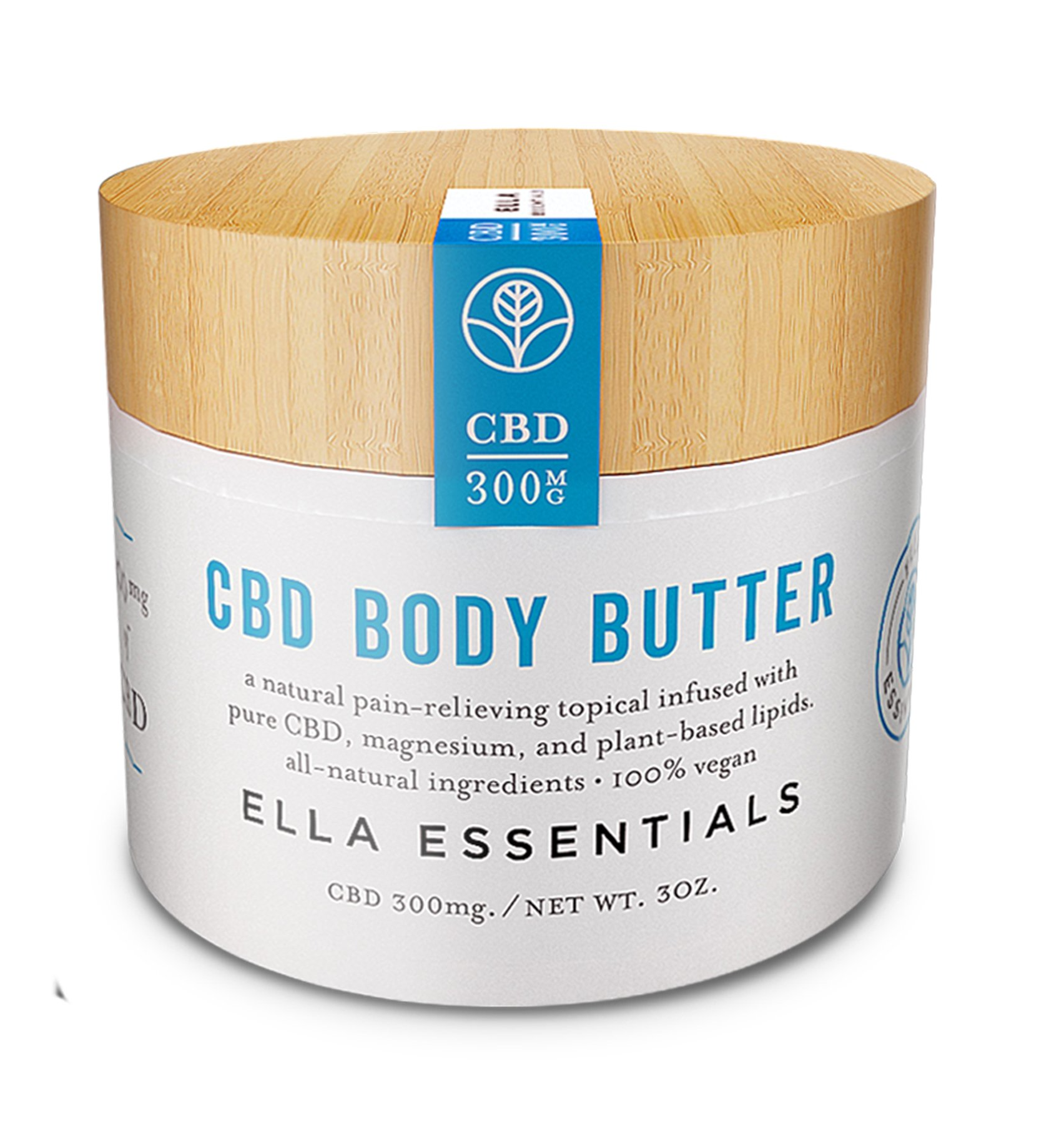 Ella Essentials Body Butter Single