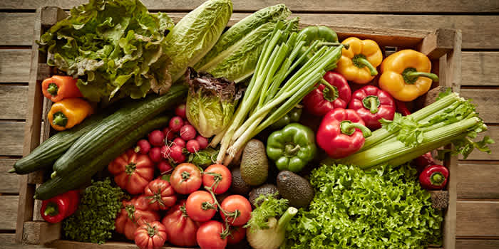 organic produce is on the rise, says TWF