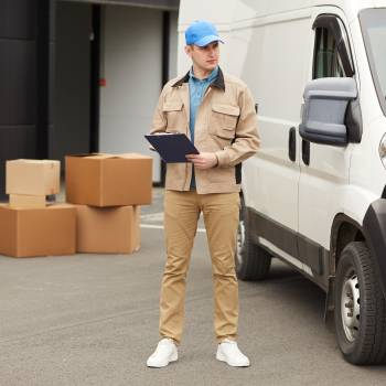 Our system lets drivers make van-to-van transfers, add new customers on the go, up-sell easier and take returns without the hassle of paperwork.