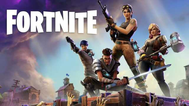 An image of the video game Fortnite