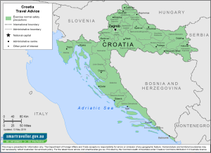 Croatia Traveler Information - Travel Advice