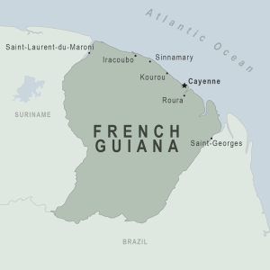 French Guiana Traveler Information - Travel Advice