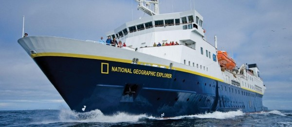 National Geographic Ship