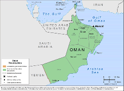 Oman Travel Health Insurance - Country Review