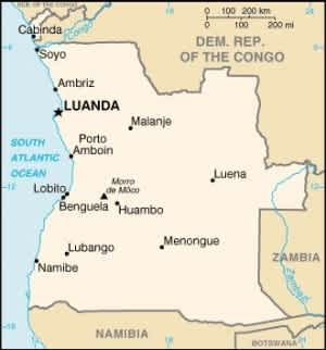 Angola Country Information