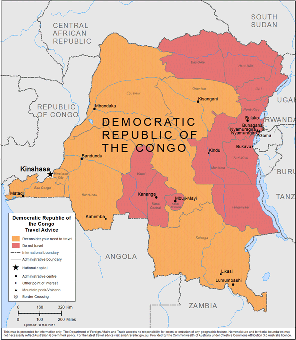 Democratic Republic of The Congo - Travel Advice