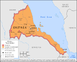 Eritrea Travel Health Insurance - Country Review