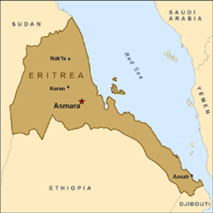 Eritrea Traveler Information - Travel Advice
