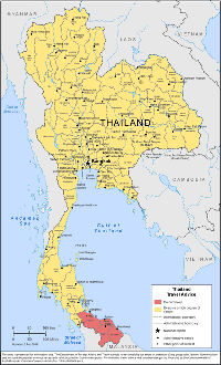 Thailand Travel Health Insurance - Country Review