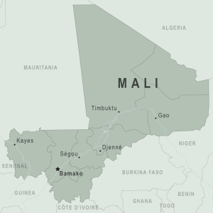 Mali Traveler Information - Travel Advice