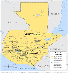 Guatemala Travel Health Insurance - Country Review