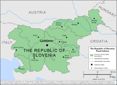 Slovenia Travel Health Insurance - Country Review