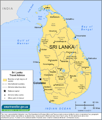 Sri Lanka Travel Health Insurance - Country Review