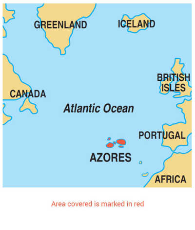 Azores Travel Health Insurance – Country Review