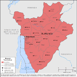 Burundi Travel Health Insurance - Country Review