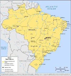 Brazil Travel Health Insurance - Country Review