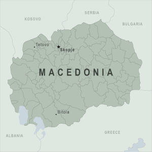 North Macedonia Traveler Information - Travel Advice