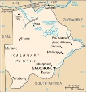 Botswana Country Information