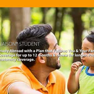 Seven Corners Liaison Student Travel Insurance