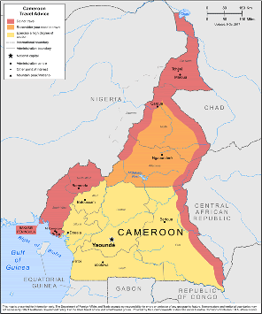 Cameroon Travel Health Insurance - Country Review