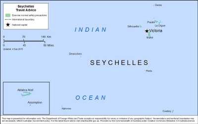 Seychelles Travel Health Insurance - Country Review