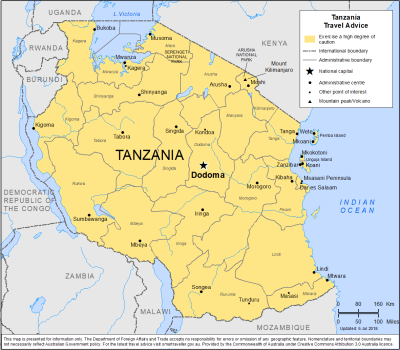 Tanzania Travel Health Insurance - Country Review